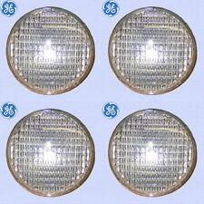 4 X LAMPADE PAR36 Fascio Sigillato LAMPADINA GE 4406 24430 35 W 12.8 V di diametro LA4406