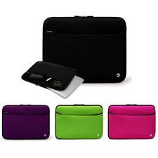 "Soft Neoprene 14"" Laptop Bag Notebook Sleeve For Apple Macbook Air / Macbook Pro"