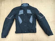 "LEWIS 'Storm Guard' Mens Textile Motorcycle Scooter Jacket Size UK 34"" Chest C44"