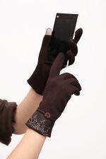 Women Winter Gloves Touch Screen Gloves Outdoor Sport Driving Gloves Mittens US