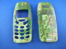ORIGINAL NOKIA 3310 3330 FRONT Back Cover Handyschale Neu Facade Housing mobile