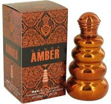 Samba Amber Cologne Perfumers Workshop Men 3.4 oz Eau De Toilette Spray New