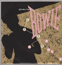 "7"" David Bowie Let`s Dance / Cat People (Putting On Fire) 80`s EMI America"