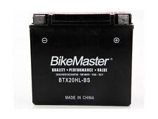 07-14  Yamaha YFM700 Grizzly BikeMaster High-Perf Maint-Free Battery  BTX20HL-BS