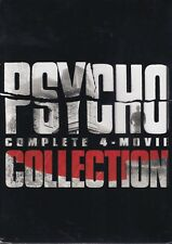Complete 4 Movie Psycho Collection Dvd (I)