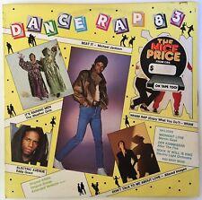 DANCE RAP '83  Oz 2LP RARE SAMPLE COPY Michael Jackson Wham