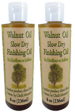 Walnut Oil Finisher 16 oz of Food Safe Finisher For Wood Bowl Making & Furniture
