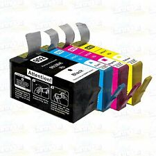 4Pk 902XL High Yield Ink For HP902XL OfficeJet 6968 6978 6970 6975 6951 6954