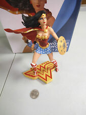 The Art of War Wonder Woman Jim Lee Design Bust Statue DC Collectibles 2014 NEW