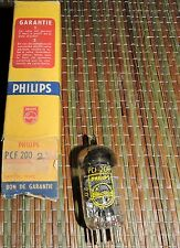 One PCF200 Philips dimple getter (60ies) Neu NOS NIB