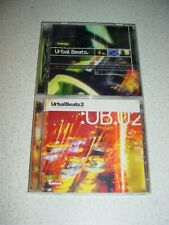 4 CD URBAL BEATS DEFINITIVE GUIDE TO ELECTRONIC MUSIC, + STEVE AOKI