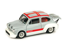 Fiat Abarth 1000 Ufficiale Red 1:43 Model R370-01 BRUMM