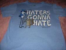 The Regular Show Haters Gonna Hate   Adult Small T-Shirt