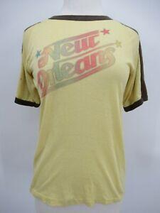 P4676 VTG 80's 90's Men's New Orleans Souvenir Graphic T-Shirt