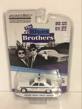 Blues Brothers Chicago Police Dodge Monaco Greenlight 44710-D 1:64 Scale