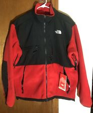THE NORTH FACE DENALI FLEECE JACKET TNF RED MEN'S SIZE L Large