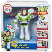 Official Disney Pixar Toy Story 4 The Ultimate Walking Buzz Lightyear