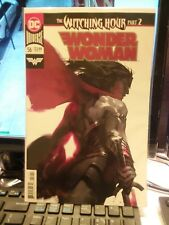 wonder woman 56 high grade copy and key book cgc ready foil cover splash page