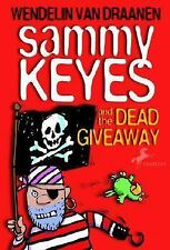 Sammy Keyes and the Dead Giveaway-ExLibrary