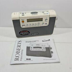 ROBERTS FM RDS/DAB DIGITAL PORTABLE RADIO RD-20 GEMINI 20