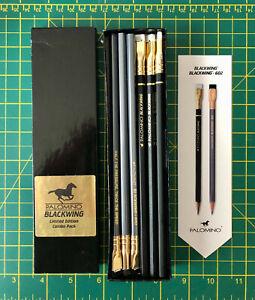 Palomino Blackwing Original Horse Logo Gold Band MMX/602 Ltd Ed Combo Box (2001)