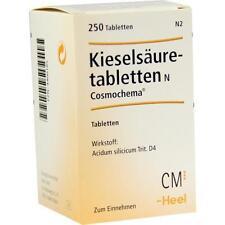 KIESELSAEURE N COSMOCHEMA 250St Tabletten PZN:4400185