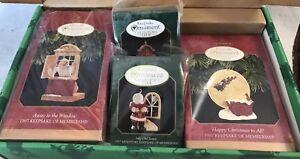 Hallmark NIGHT BEFORE CHRISTMAS 1997 Collector's Club Membership Kit -NEW IN BOX