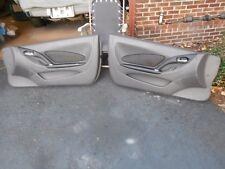 ORIGINAL PAIR 00 01 02 TOYOTA CELICA GT GTS 2-DOOR FRONT DOOR PANEL SET