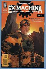 Ex Machina #12 2005 Intro Automaton Brian Vaughan Tony Harris DC Wildstorm