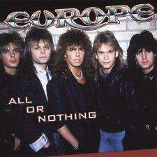 Europe : All Or Nothing CD