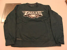 2012-13 NFL Philadelphia Eagles XL KO флис экипажа полного рукава футбол