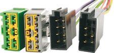 Volvo S40 V40 S60 S70 S80 V70 Conector Estéreo De Coche Unidad Principal Cableado mobiliario ISO