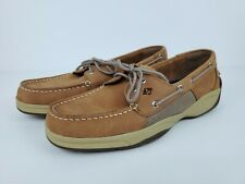 Sperry Top-Sider Men's Boat Shoes Size 12M Tan New Without Box