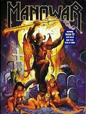 MANOWAR - Hell on Heart 4 IV (2 DVD + BONUS CD) NUOVO SIGILLATO RARO