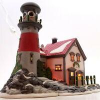 Dept 56 Heritage Village New England Village Series Pigeonhead Lighthouse 5653-7