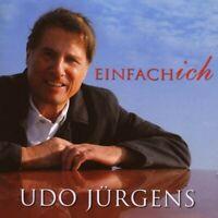 """UDO JÜRGENS """"EINFACH ICH"""" CD NEUWARE"""