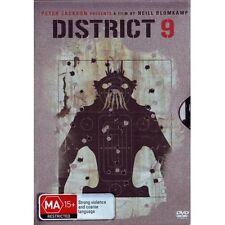 DISTRICT 9 Neill Blomkamp STEELCASE EDITION DVD NEW