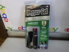 Pepper Gel Spray with Adjustable Hand Strap (Max Protection-35 bursts, 5x more)