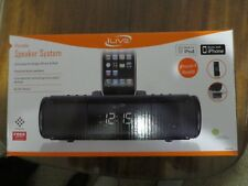 iLive iPod / iPhone Portable Speaker System-new in the box