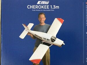 E-Flite Cherokee 1.3m BNF Basic w/AS3X and SAFE EFL5450