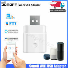 SONOFF Micro USB 5V WIFI Wireless Power Smart Adaptor Switch For Alexa Google