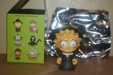 "Kidrobot The Simpsons Treehouse of Horrors Lisa Witch 3"" Vinyl Figure Box 2/20"