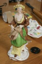 Erphila Germany Lady Figurine
