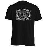Street rebellion cards biker skull Men's T-Shirt/Tank Top hh202m