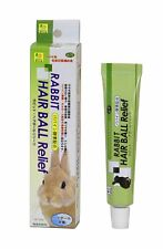 SANKO Rabbit Hair Ball Relief Papaya Paste Supplement 50g From Japan