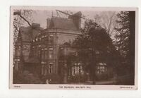 The Mansion Golders Hill London 1908 RP Postcard 338a