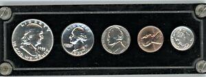 1955 PROOF SET 5 COIN HOLDER U.S.