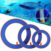 Aquarium Fish Tank Plate Round Air Oxygen Aeration Pump Bubble Disk Ring Stone