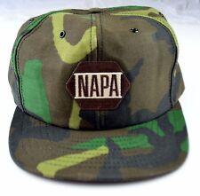 NAPA Auto Parts Camouflage Snapback Hat