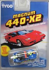HO Slot Car - Tyco 440x2 Magnum - Mazda Miata #34 - 9064